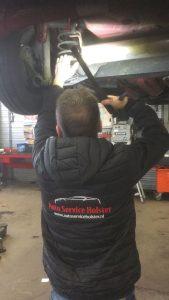 Auto Service Holster onderhoud
